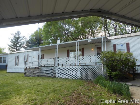 103 W Clinton St, Springfield, IL 62707 (MLS #180725) :: Killebrew & Co Real Estate Team