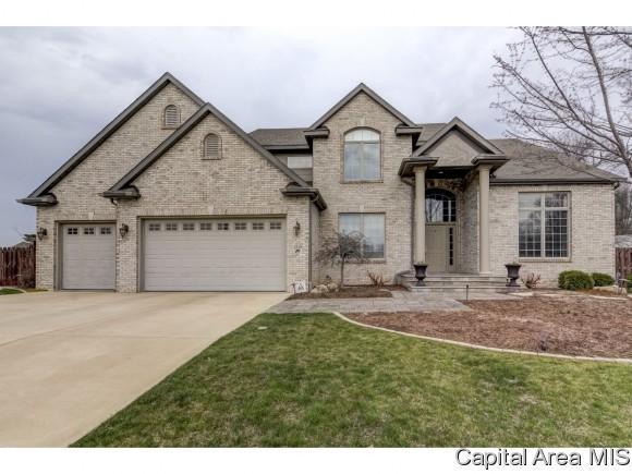 2219 Wydown, Springfield, IL 62704 (MLS #180956) :: Killebrew & Co Real Estate Team