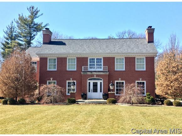 1919 S Wiggins Ave, Springfield, IL 62704 (MLS #181046) :: Killebrew & Co Real Estate Team