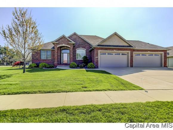5404 Cromwell Pl, Springfield, IL 62711 (MLS #181109) :: Killebrew & Co Real Estate Team