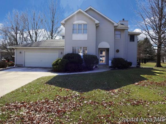 140 Leisure Ln, Chatham, IL 62629 (MLS #181114) :: Killebrew & Co Real Estate Team