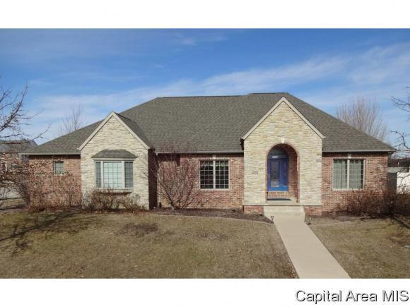 4271 Whitechapel Ct, Springfield, IL 62711 (MLS #181153) :: Killebrew & Co Real Estate Team