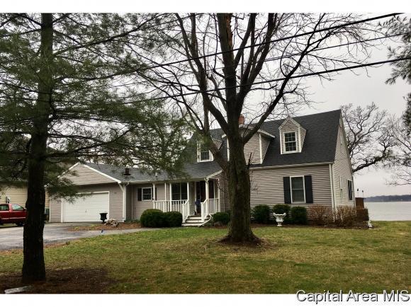 1401 E Lake Shore Dr, Springfield, IL 62712 (MLS #181838) :: Killebrew & Co Real Estate Team