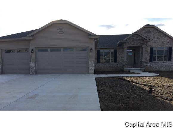 405 Windycrest Dr, Chatham, IL 62629 (MLS #181902) :: Killebrew & Co Real Estate Team