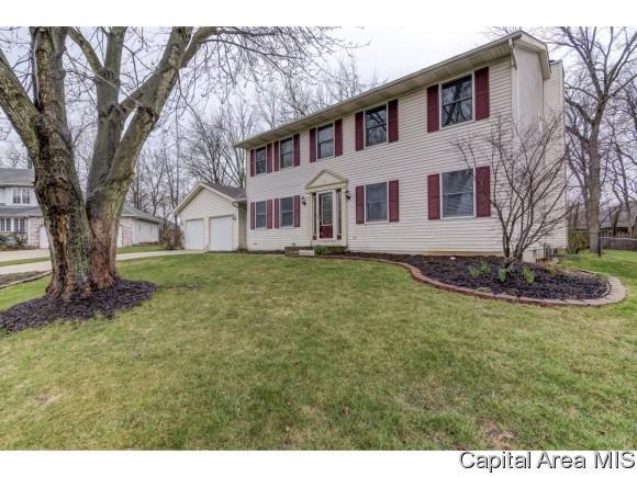 625 Tecumseh, Springfield, IL 62711 (MLS #181978) :: Killebrew & Co Real Estate Team