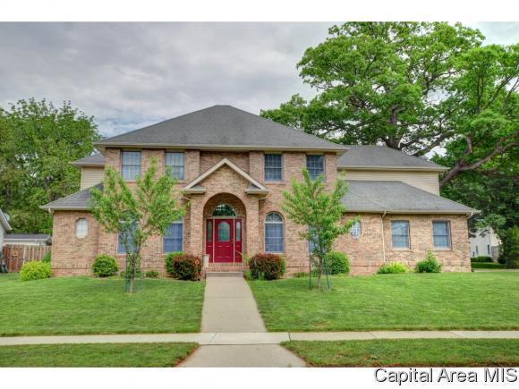 6404 Twelve Oaks Ct, Springfield, IL 62712 (MLS #182072) :: Killebrew & Co Real Estate Team