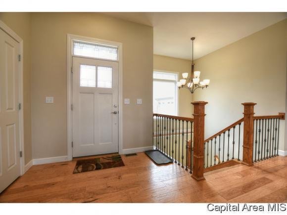 5215 Passfield Rd, Rochester, IL 62563 (MLS #182143) :: Killebrew & Co Real Estate Team