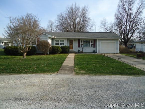 612 W. Main St., Ashland, IL 62612 (MLS #182150) :: Killebrew & Co Real Estate Team
