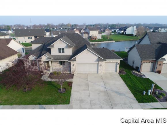 6501 Winterberry Lane, Springfield, IL 62712 (MLS #182247) :: Killebrew & Co Real Estate Team