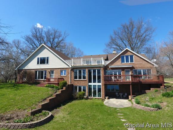 14 Island View Ln, Springfield, IL 62712 (MLS #182338) :: Killebrew & Co Real Estate Team