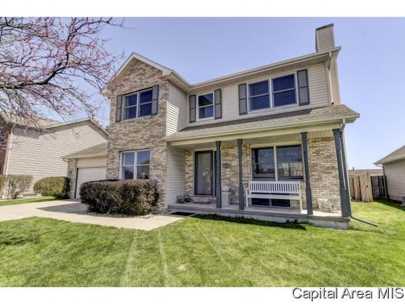 2404 Gander, Springfield, IL 62711 (MLS #182518) :: Killebrew & Co Real Estate Team