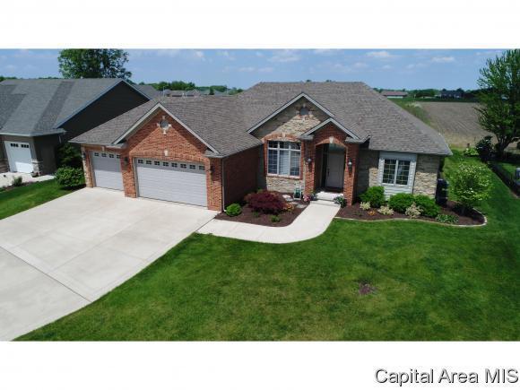 6001 Hedley Rd, Springfield, IL 62711 (MLS #183132) :: Killebrew & Co Real Estate Team
