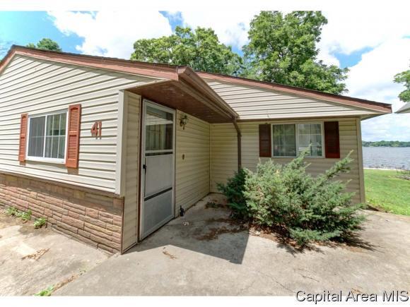 41 Cottage Grove Ln, Springfield, IL 62712 (MLS #183258) :: Killebrew & Co Real Estate Team