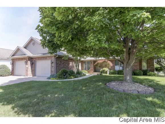 4309 Thyme, Springfield, IL 62711 (MLS #183456) :: Killebrew & Co Real Estate Team