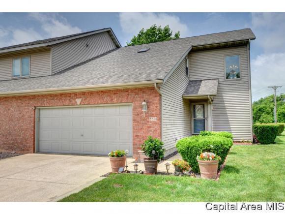 3501 Tilbury Ct, Springfield, IL 62704 (MLS #183671) :: Killebrew & Co Real Estate Team