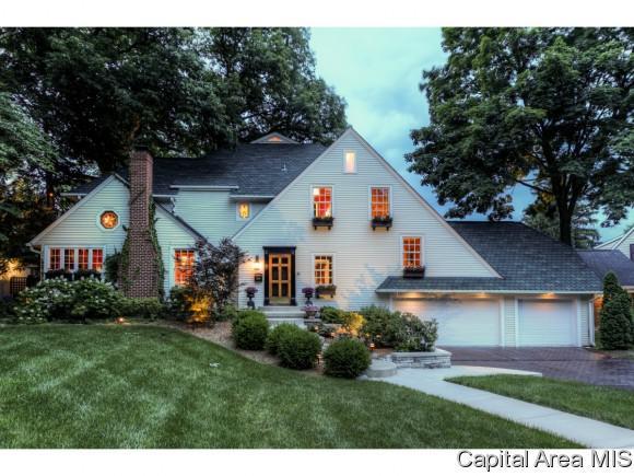 2200 S Wiggins Ave, Springfield, IL 62704 (MLS #183993) :: Killebrew & Co Real Estate Team
