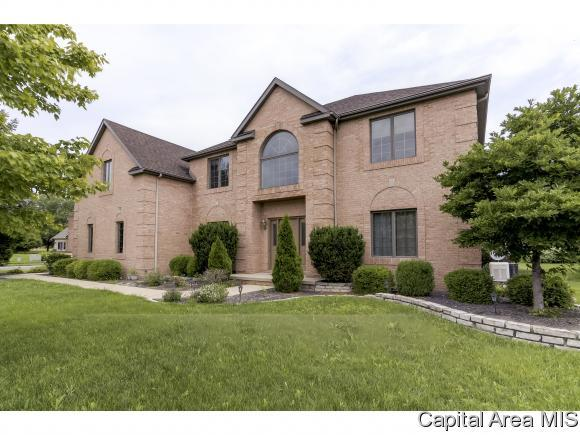 4908 Quail Chase Cir, Springfield, IL 62711 (MLS #184128) :: Killebrew & Co Real Estate Team