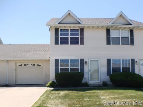 164 Jennifer Court, Chatham, IL 62629 (MLS #184452) :: Killebrew & Co Real Estate Team