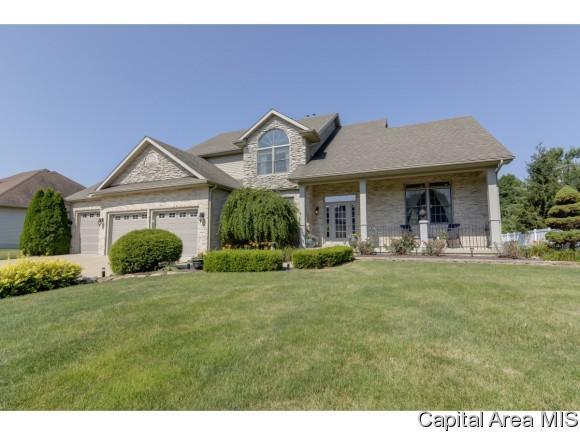 4905 Bears Paw, Springfield, IL 62711 (MLS #184580) :: Killebrew & Co Real Estate Team