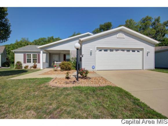 2800 Via Rosso #18, Springfield, IL 62703 (MLS #184758) :: Killebrew & Co Real Estate Team