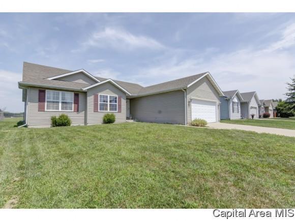 2713 Carl Prairie Dr, Springfield, IL 62703 (MLS #185296) :: Killebrew & Co Real Estate Team