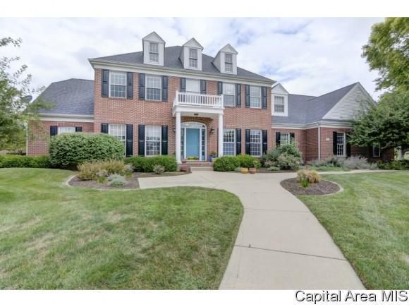 4616 Bears Paw Ct, Springfield, IL 62711 (MLS #185407) :: Killebrew & Co Real Estate Team