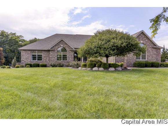 5409 Reserve Blvd, Springfield, IL 62711 (MLS #185434) :: Killebrew & Co Real Estate Team