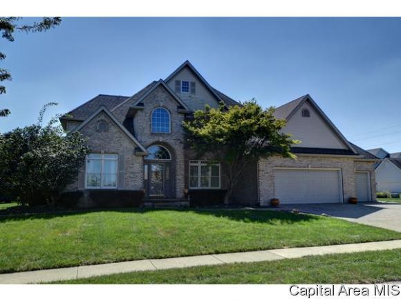 4400 Thyme Dr, Springfield, IL 62711 (MLS #185473) :: Killebrew & Co Real Estate Team