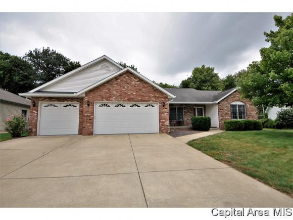 6844 Ninebark Dr., Springfield, IL 62712 (MLS #185498) :: Killebrew & Co Real Estate Team