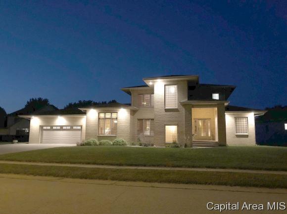 3509 Banyan Drive, Springfield, IL 62712 (MLS #185521) :: Killebrew & Co Real Estate Team