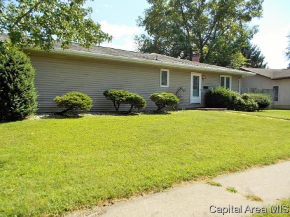2600 Cardifs Ave, Springfield, IL 62704 (MLS #185769) :: Killebrew & Co Real Estate Team