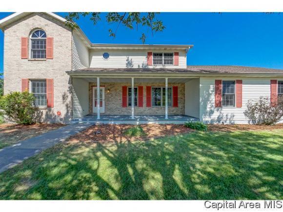 109 Twin Oaks Dr, Chatham, IL 62629 (MLS #185828) :: Killebrew & Co Real Estate Team