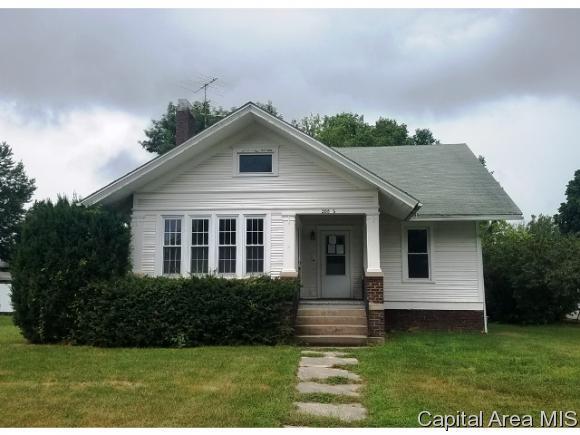 208 Elizabeth, Stronghurst, IL 61480 (MLS #185903) :: Killebrew & Co Real Estate Team