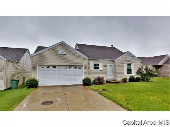 1533 Brenda Ct, Springfield, IL 62702 (MLS #185959) :: Killebrew & Co Real Estate Team