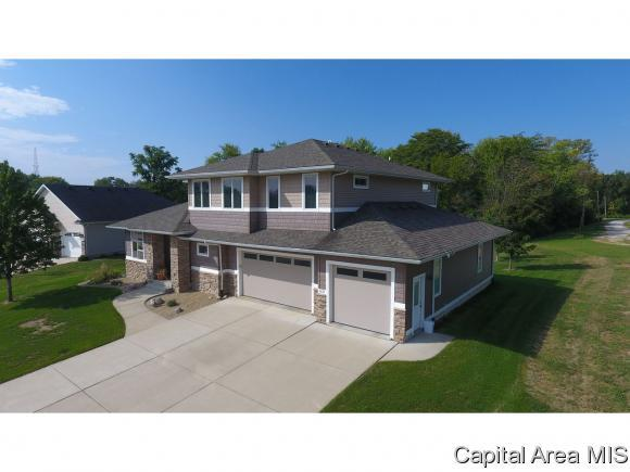 509 Parkview Dr, Rochester, IL 62563 (MLS #186253) :: Killebrew & Co Real Estate Team