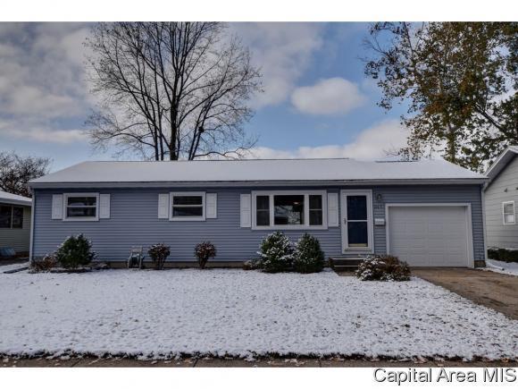 317 Kenyon Dr, Springfield, IL 62704 (MLS #187283) :: Killebrew & Co Real Estate Team