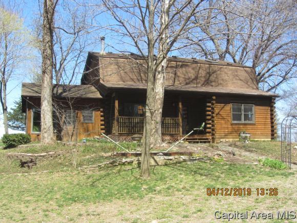 13100 Acorn Dr, Athens, IL 62613 (MLS #191471) :: Killebrew - Real Estate Group