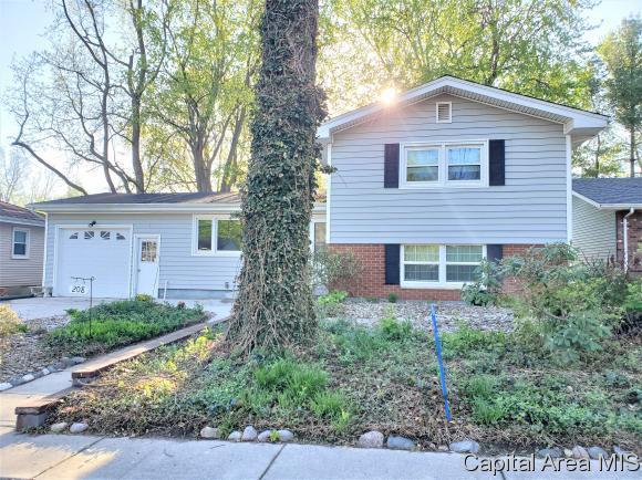 208 S 4th Street, Riverton, IL 62561 (MLS #192298) :: Killebrew - Real Estate Group