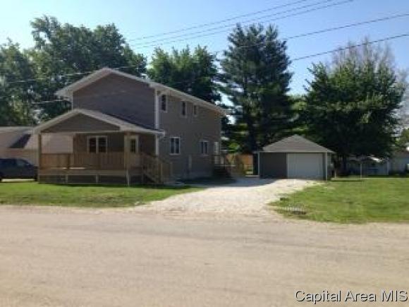 110 E Lincoln, ROSEVILLE, IL 61473 (MLS #164974) :: Killebrew & Co Real Estate Team