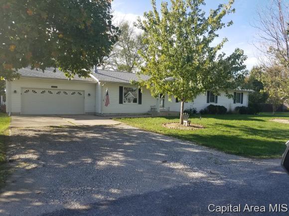 536 N Clay Street, Ashland, IL 62612 (MLS #176358) :: Killebrew & Co Real Estate Team