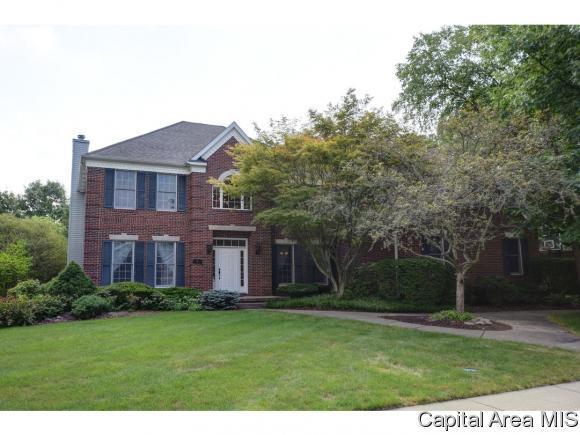 42 Woodland Trail, Rochester, IL 62563 (MLS #176388) :: Killebrew & Co Real Estate Team