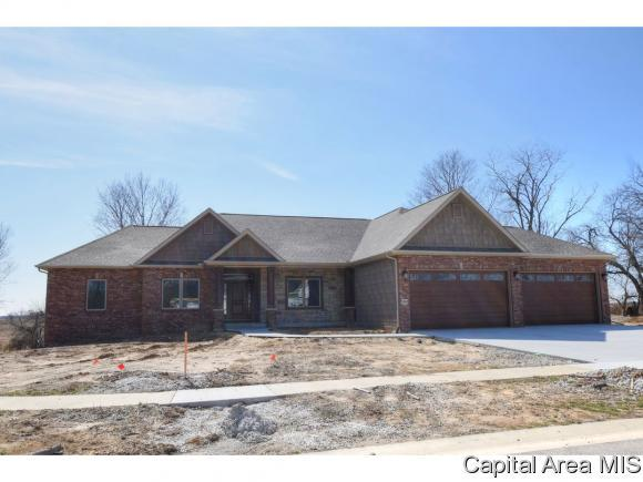 1912 Willow Bend, Chatham, IL 62629 (MLS #177084) :: Killebrew & Co Real Estate Team