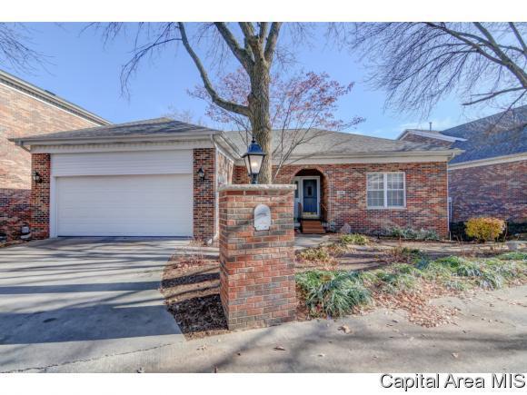 108 Timberridge Dr, Springfield, IL 62702 (MLS #177772) :: Killebrew & Co Real Estate Team