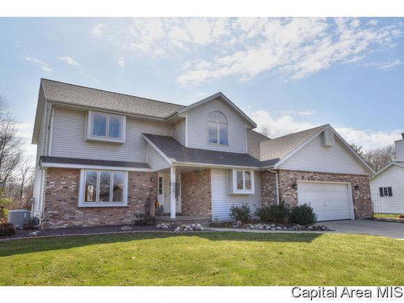 5313 Collins Way, Springfield, IL 62703 (MLS #180802) :: Killebrew & Co Real Estate Team