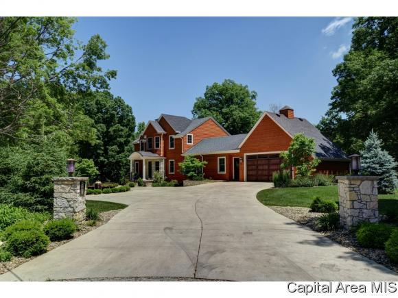 1 Hillcrest Road, Springfield, IL 62704 (MLS #183669) :: Killebrew & Co Real Estate Team