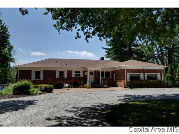 72 Yacht Club Rd, Springfield, IL 62712 (MLS #183960) :: Killebrew & Co Real Estate Team