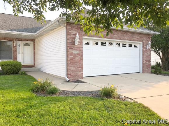2702 Kitty Hawk, Springfield, IL 62711 (MLS #185328) :: Killebrew & Co Real Estate Team