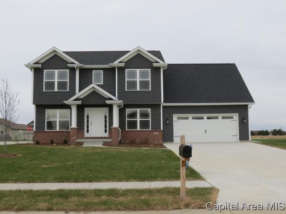 125 Kodiak Dr, Chatham, IL 62629 (MLS #173238) :: Killebrew & Co Real Estate Team