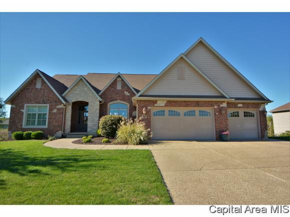 5409 Gentry Rdg, Springfield, IL 62711 (MLS #177762) :: Killebrew & Co Real Estate Team
