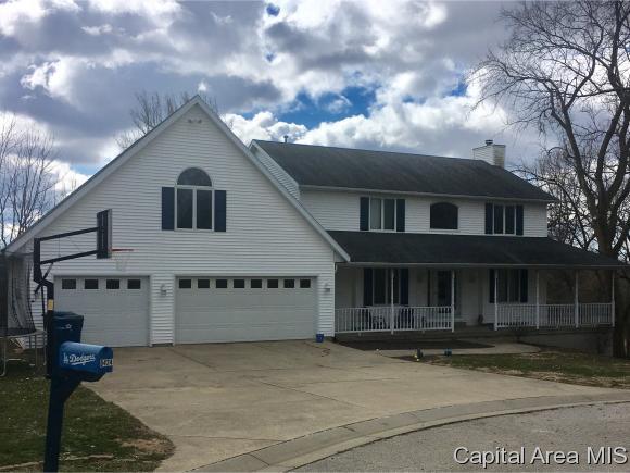 6424 Westwind Dr, Springfield, IL 62711 (MLS #180766) :: Killebrew & Co Real Estate Team